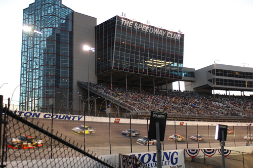 Everything is big in texas ovalscreams for Hotels closest to texas motor speedway